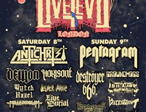 Live Evil Festival 2016 price drop