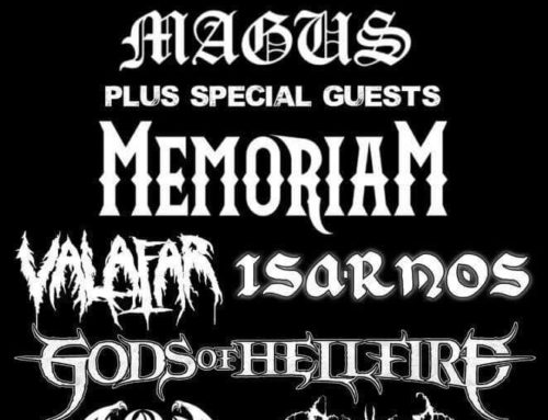 Manor Fest Keighley 2017 announce headliners Grand Magus