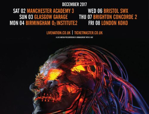 Sikth UK tour 2017 – December dates announced