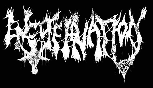 Encoffination Death Metal Band Logo