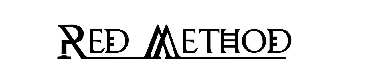 Red Method Band Logo