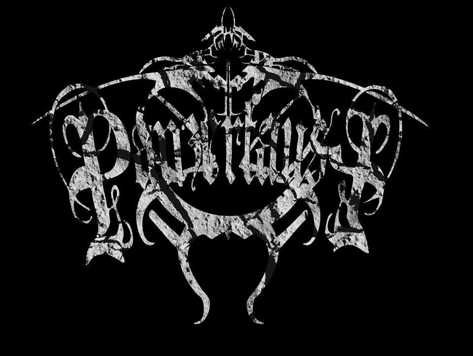 Panzerfaust black metal band logo